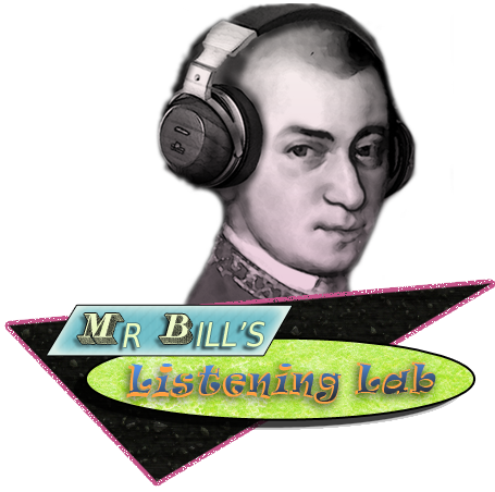 Mr Bill's Listening Lab Experience